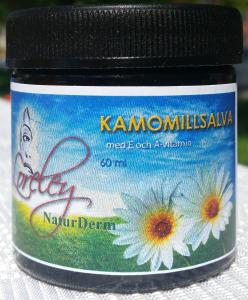 Kamomillsalva